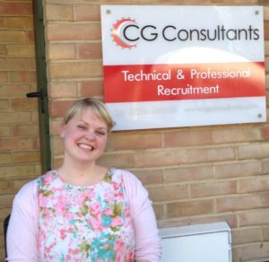 CG Consultants Employee of the Month