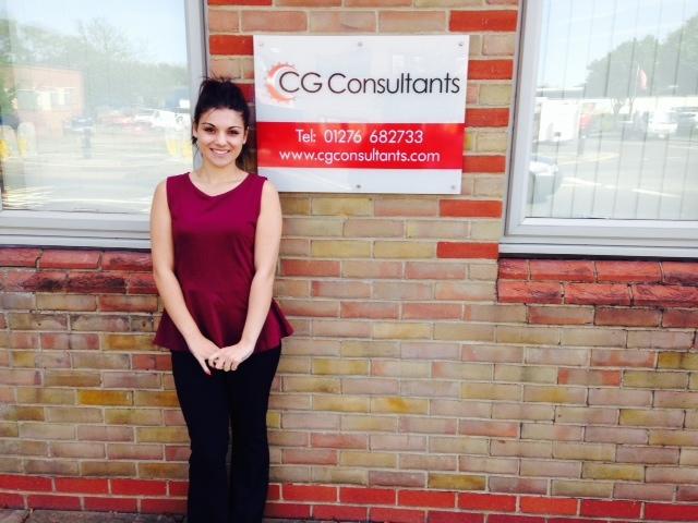 CG Consultants New Starter