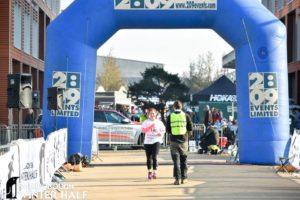 CG Consultants Emily Half Marathon