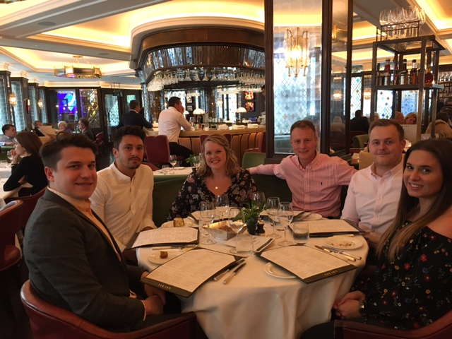 CG Consultants Lunch Club