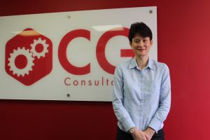 Employee of the Month CG Consultants